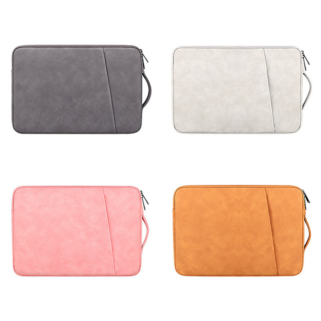13.3 Inch Laptop / 14 Inch Laptop / 15.6 Inch Laptop Sleeve / Briefcase Handbags / Tablet Cases Polyester Novelty / Contemporary for Men for Women for Business Office Waterpoof Shock Proof