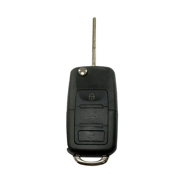 With key Universal 433MHz Volkswagen three-key copy remote controller copy garage door automobile alarm electric door intelligent door and window remote controller
