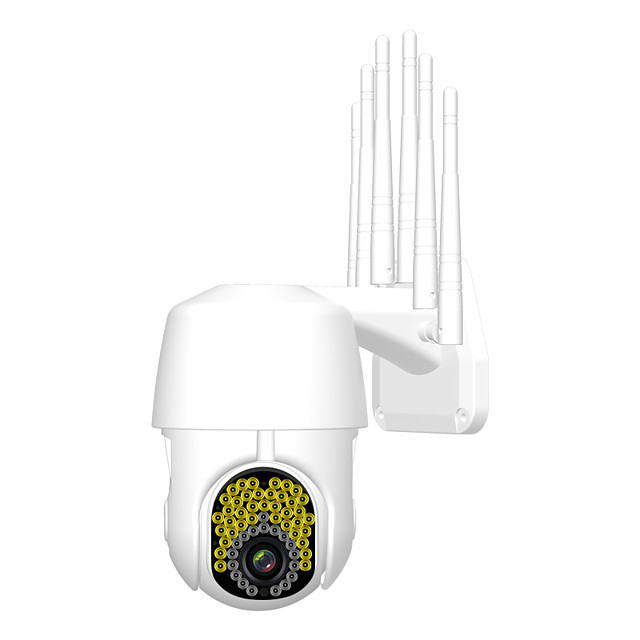 360EYES 59 LED 2MP WIFI Security Camera WiFi 1080P Wireless Speed Dome CCTV PTZ Onvif Outdoor Infrared Night Vision IP Camera