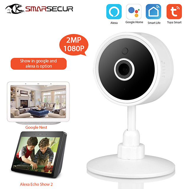 Tuya Smart life WiFi 1080P IP Camera Surveillance Camera CCTV Camera