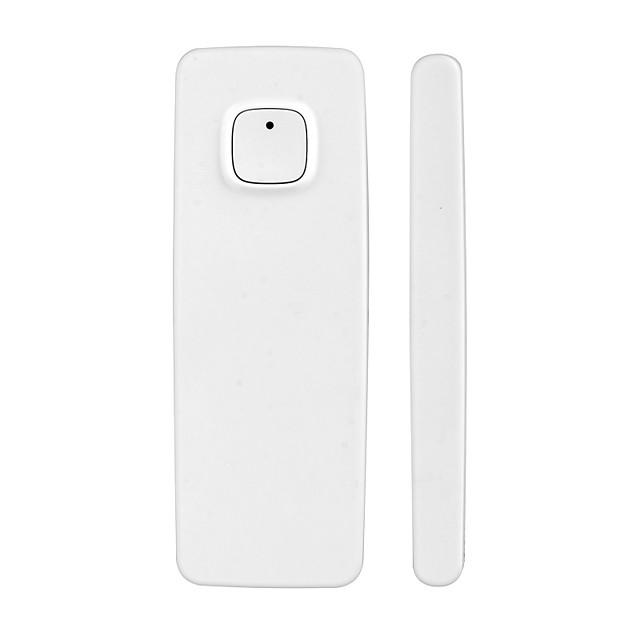 Wireless Smart WiFi Door Window Sensor Magnetic Detector APP Control Work With Amazon Alexa