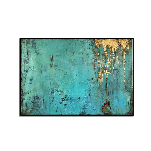 100% Hand-Painted Oil Painting On Canvas,Modern Abstract  Pattern,Oil Painting Paintings Art Abstract Mural Poster Wall Painting Design,Gallery Artwork for Living Room