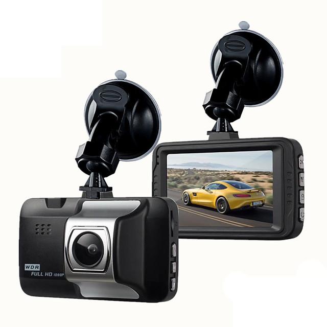 Dash Cam Auto 1080P 3 HD 1080P Auto Camera Rijden Recorder 170 Groothoek Dashboard Camera Auto DVR Voertuig Dash Camera G-Sensor