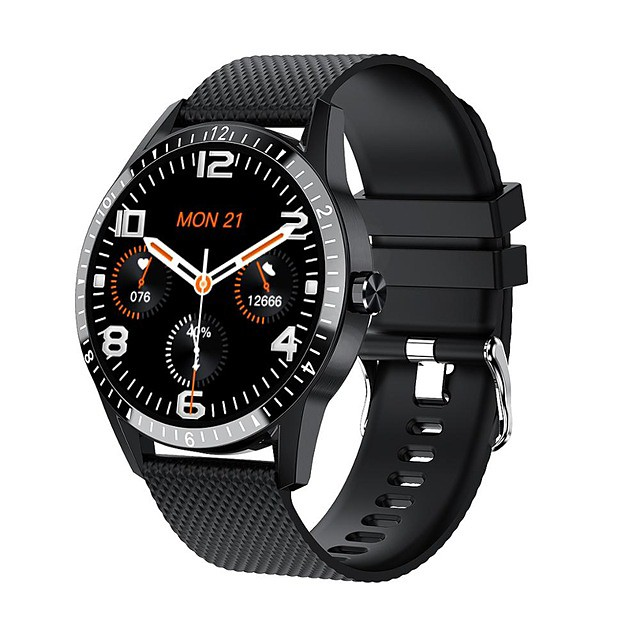 F20 Smartwatch for Android/ IOS/ Samsung Phones, Bluetooth Fitness Tracker Support Answer-call & Play Music