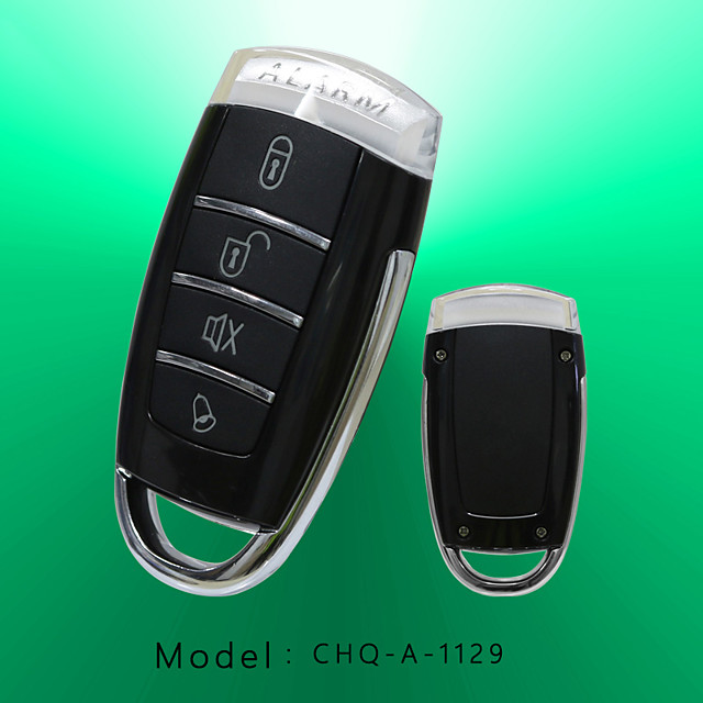 Car Key door lock Car Alarm Systems ABS For universal Camry All years Enhanced full frequency copy remote control
