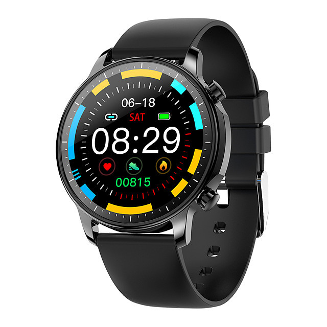 F23 Smartwatch for Android/Samsung/IOS Phones, Bluetooth Fitness Tracker Support Change Dial-face & Blood Pressure Measurement