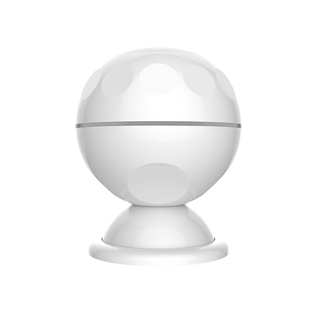 SMARSECUR WiFi PIR Motion Sensor for Home Office Security Alarm work with Tuya Smart life