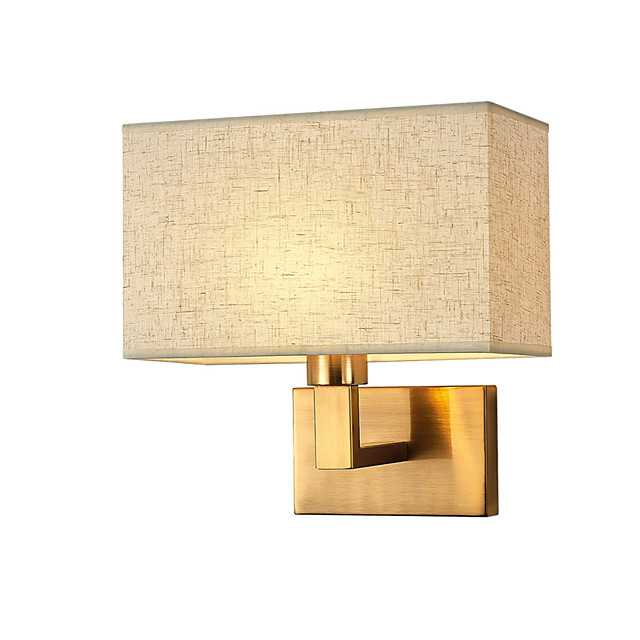 Eye Protection Modern / Nordic Style Wall Lamps & Sconces Living Room / Bedroom Metal Wall Light 110-120V / 220-240V 12 W