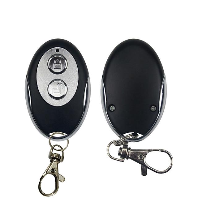 Universal 433MHz two-key garage door electric door access control electric car copy remote controlle