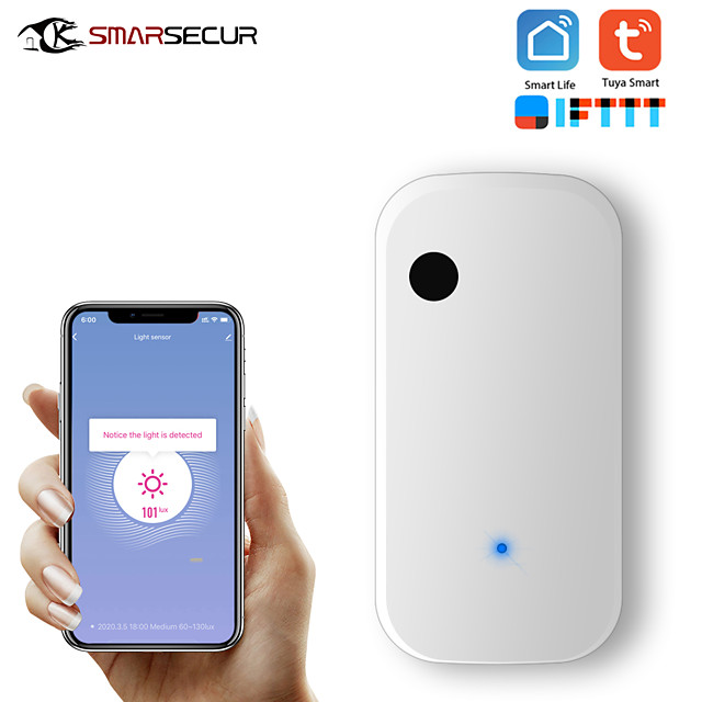 TY-PIR-GZ Light Switch WIFI iOS / Android Platform WIFI Mobile App for Outdoor / Home