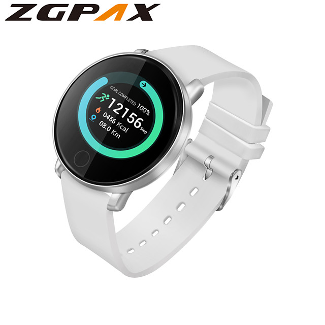 ZGPAX S226D smart watches watch 15 days long standby Heart rate Blood pressure Smartwatch For Android IOS Phone