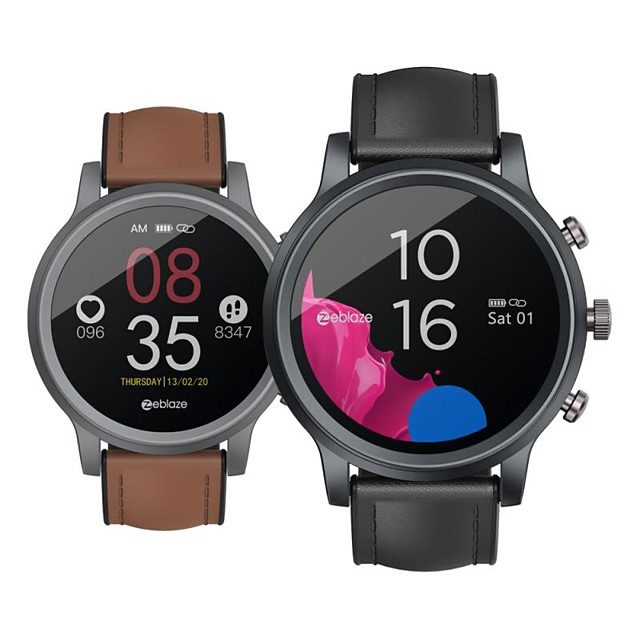 Zeblaze NEO3 Smartwatch Amazfit Smart Watch Bluetooth Music GPS Information Push Heart Rate For Android Phone Redmi 7 IOS