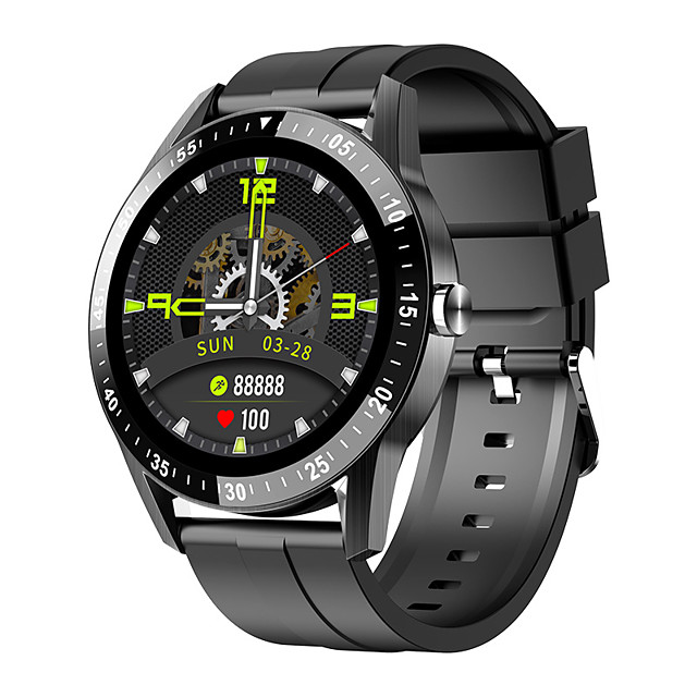 S1 Smartwatch Support Bluetooth-call & Play Music, Sports Tracker for Android/ IOS/ Samsung Phones