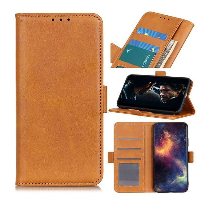 Case For Samsung Galaxy S20 Ultra S20 Plus Note 20 Ultra Wallet Card Holder with Stand PU Leather Case For Samsung A01 A11 A21S A31 A41 A51 A71 5G M11 M31 A70E XCover Pro A50S A30s A20 Note 10 Plus