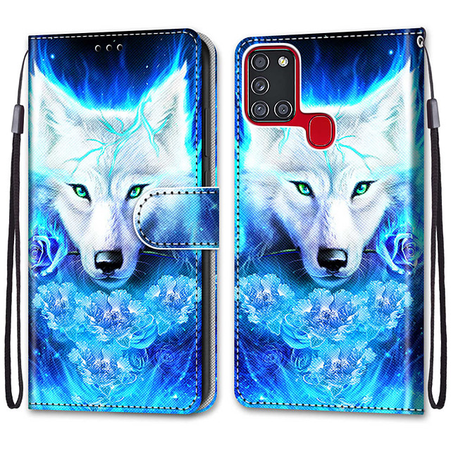 Case For Samsung Galaxy Note 20 Galaxy Note 20 Ultra Galaxy A21s Wallet Card Holder with Stand Full Body Cases Rose Dick Wolf PU Leather TPU for Galaxy A51 5G Galaxy A71 5G Galaxy S20 Ultra