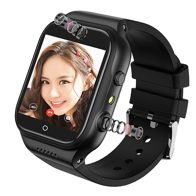 JSBP 4G Smart Watch Android 9.0 16G 1.54inch Screen Support SIM Card GPS WiFi 800mAh Big Battery SmartWatch Men Women