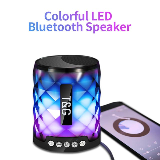 Portable Wireless Bluetooth Speaker Bluetooth Mini Speaker Subwoofer Outdoor Music Bass Loudspeaker Support TF card FM