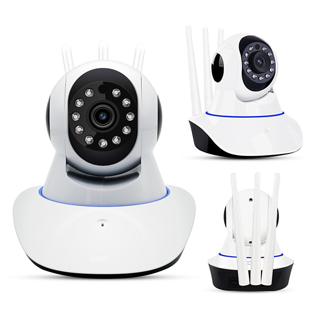 Wireless IP Camera 1080P Home Security Indoor Two Way Audio Pan Tilt CCTV WiFi Camera Baby Monitor Video
