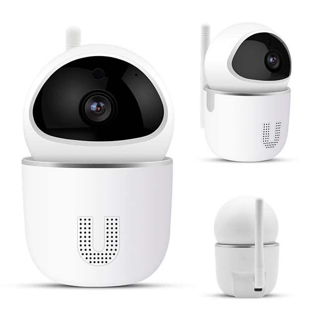 QZT IP Camera WiFi Home Security Camera IP 355 Night Vision Baby Monitor Indoor Mini Surveillance CCTV Wireless Wifi Home Camera