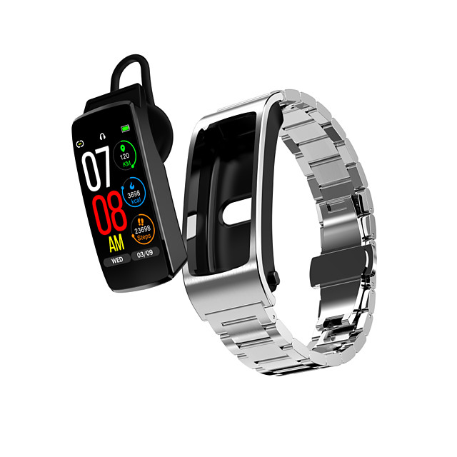 Bluetooth Smartwatch & Wireless Earbuds 2 in 1 Compatible with Android/ IOS/ Samsung Phones