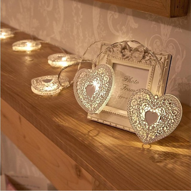 LED Lights Wrought Iron Wedding Decorations Wedding / Special Occasion Romance / Creative / Wedding All Seasons