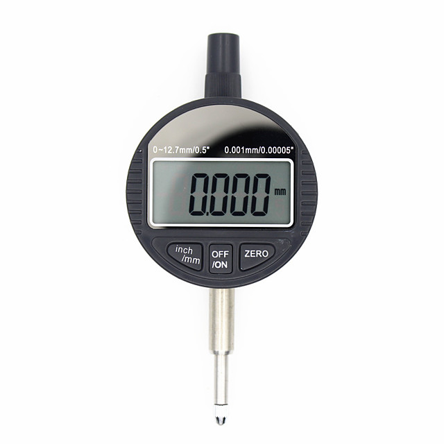 0.001mm/0.00005 Dial Micro Indicator Measurement Instrument Precision Digital Electronic Micrometer Gauge Tool