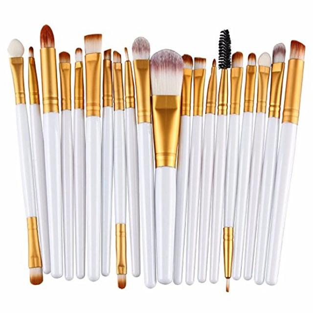 brushes makeup premium set cosmetics foundation blush face powder brush kit 20 pcs