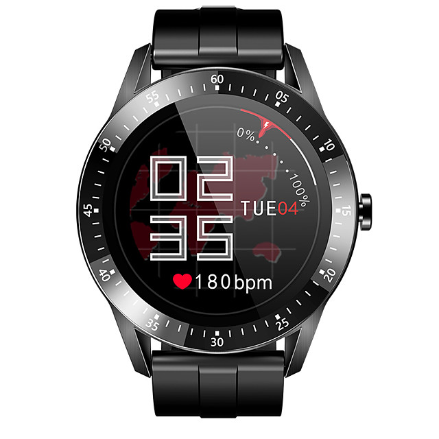 S11 Smartwatch for Android/ IOS/ Samsung Phones, Sports Tracker Support Long Battery-life