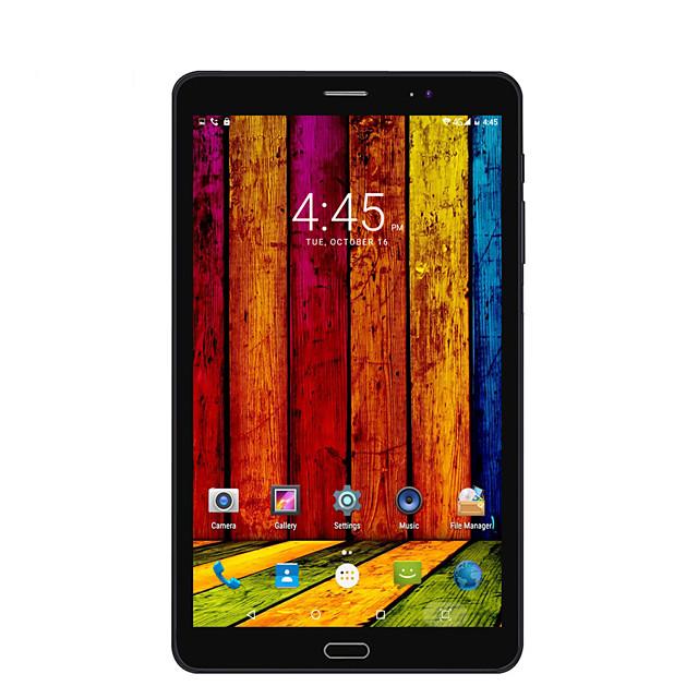 BDF 819 8 inch Phablet / Android Tablet (Android6.0 1280 x 800 Quad Core 1GB+1GB / 32GB) / 5 / Micro USB / SIM Card Slot / 3.5mm Earphone Jack
