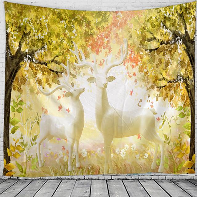Fairytale Theme Wall Decor 100% Polyester Classic / Modern Wall Art, 150*100 cm Decoration
