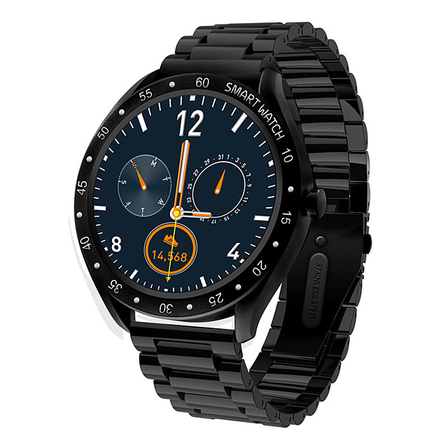 Y12 Smartwatch for Android/ IOS/ Samsung Phones, Bluetooth Fitness Tracker Support Heart Rate Monitor