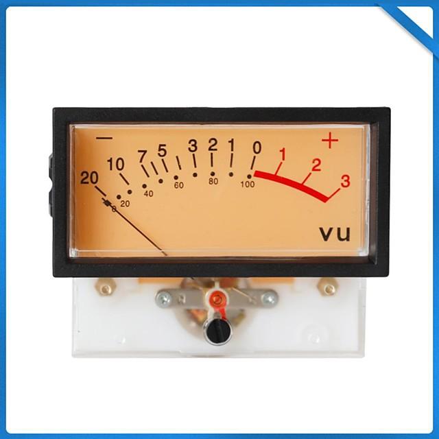 TN-73 VU Head Bile Machine DB Meter Power Amplifier Level Mixer Power Tape Backl