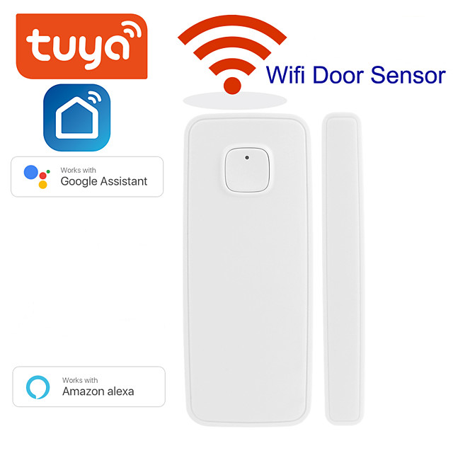 ZC-WD004 Home Alarm Systems WIFI iOS / Android Platform WIFI for Home / Indoor