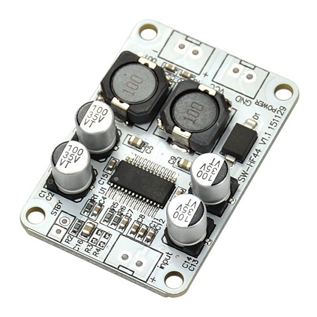 Tpa3110 Digital Audio Amplifier Board Mini Amplifiers Pbtl Single Channel Mono 30w Amplifier