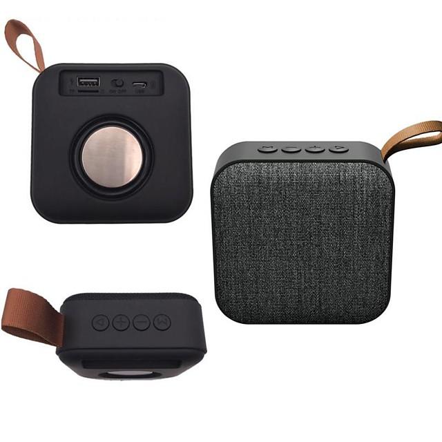 T5 Outdoor Mini Speaker Portable Bluetooth Speaker Wireless Loudspeaker Sound System Music Surround