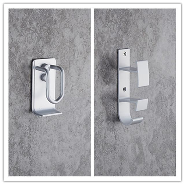 Robe Hook New Design Modern Aluminum 1pc - Hotel bath Wall Mounted