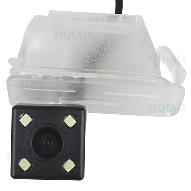 ZIQIAO for Ford Mondeo 4 Focus Hatchback Kuga Fiesta Escape S MAX EcoSport Car Parking Monitor Reverse Rear View Camera HS113