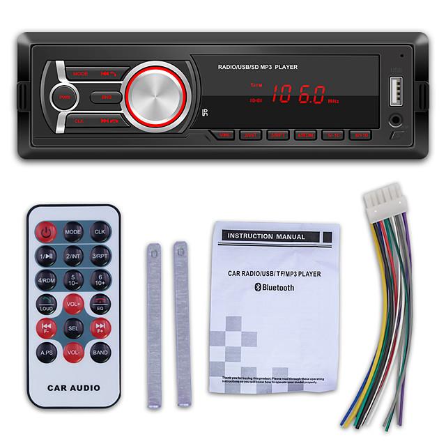 Car Stereo MP3 Player USB FM AUX Radio Receiver Head Unit 1784E Detachable Panel radio player