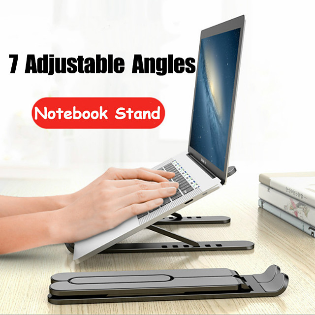 Adjustable Foldable Laptop Stand Non-slip Desktop Laptop Holder Notebook Stand sFor Notebook MacbookProAir2020 iPadPro2020