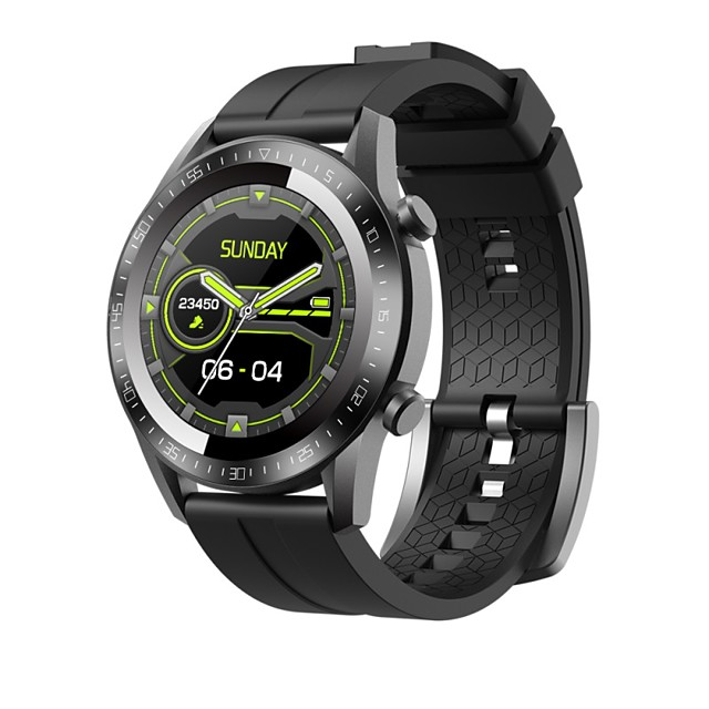 hz19D outdoor sports health monitoring full circle full touch smart watch