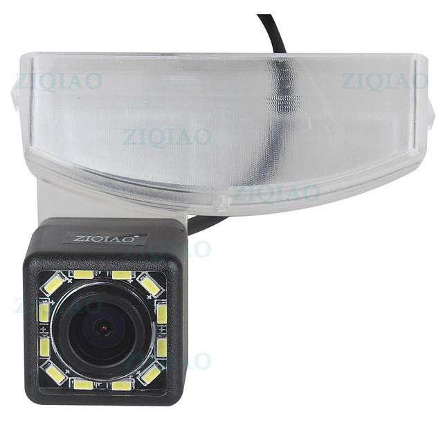ZIQIAO for Honda CRV Brio Pilot CR-Z Rear View Camera Car Parking Monitor Wireless Camera Kit HS116