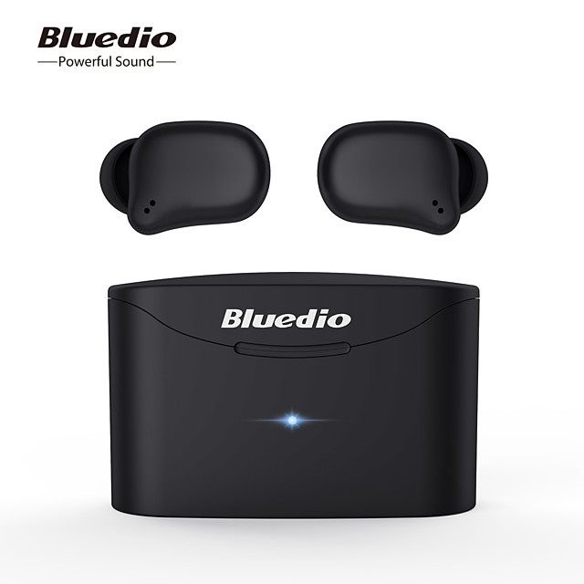 Bluedio T-elf 2 Tws Bluetooth Earphone Sport Wireless In Ear Headset With Charging Box Microphone For phone
