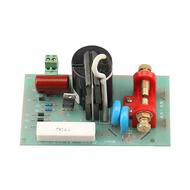 AC220V Input High Frequency Plate Arc Plate Ignition Plate Plasma Argon Arc Welding Replacement