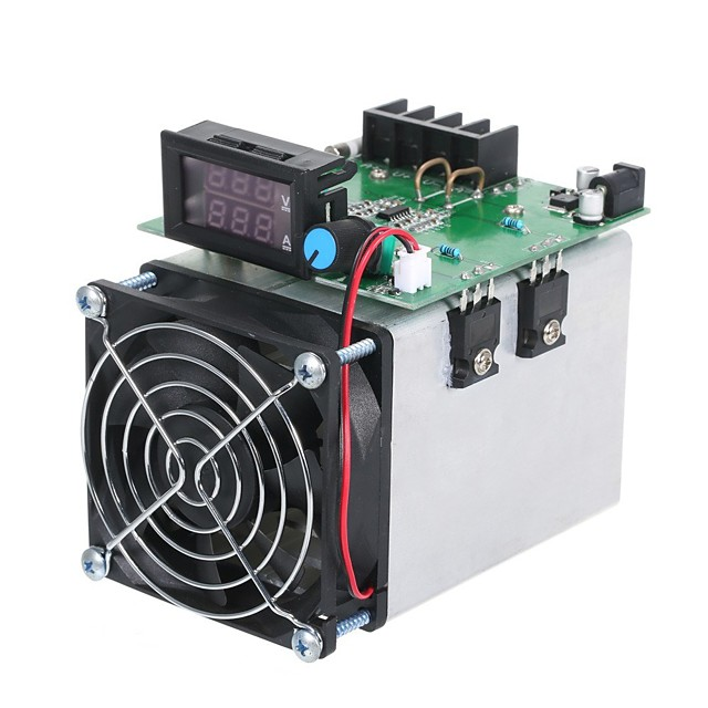 250W Electronic Load Battery Capacity Tester Testing Module Discharge Board Burn-in Module