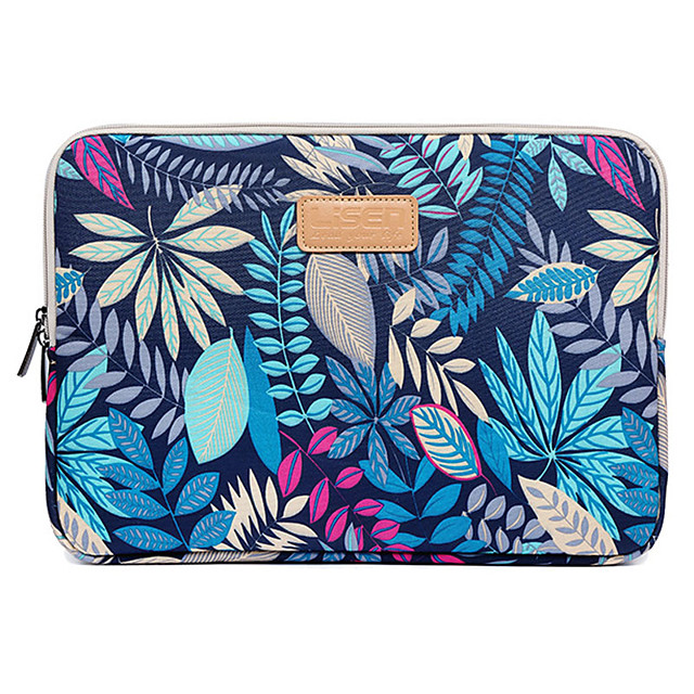11.6 Inch Laptop / 12 Inch Laptop / 13.3 Inch Laptop Sleeve / Tablet Cases Polyester / Canvas Textured / Printing for Men for Women for Business Office Waterpoof Shock Proof