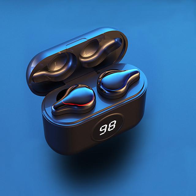 SE-16S True Wireless Earbuds Bluetooth 5.0 Headphone LED Battery Display Touch Control Waterproof Sports Fitness Earphones