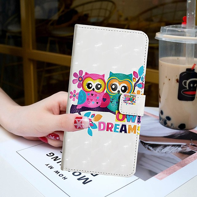 Case For Samsung Galaxy A21S Wallet  Card Holder with Stand Full Body Cases Animal PU Leather Galaxy S20 Ultra Note 10 Plus A20S A41 A01 A51 A71 A20E S10E