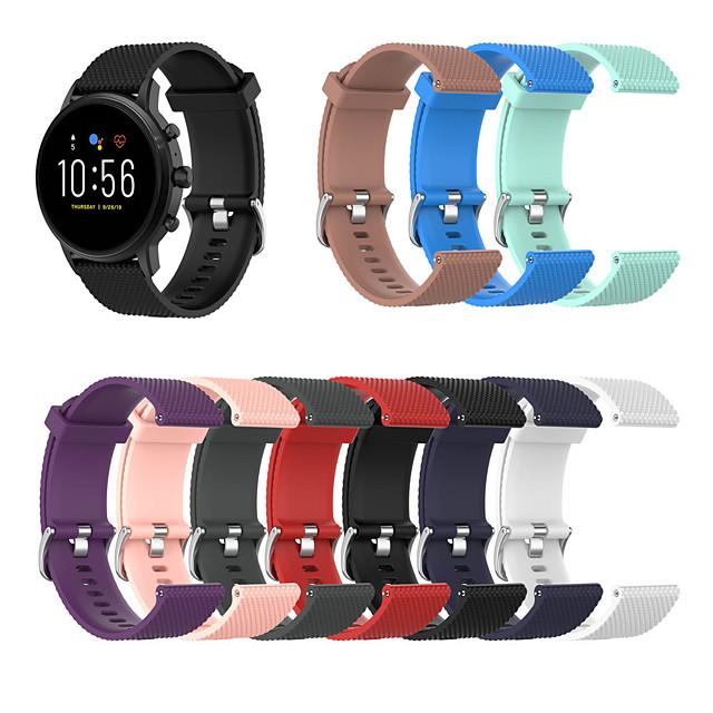 Sport Silicone strap For Forerunner 245 Bracelet For Garmin Vivomove 3/Garmin Venu Watchbands Correa