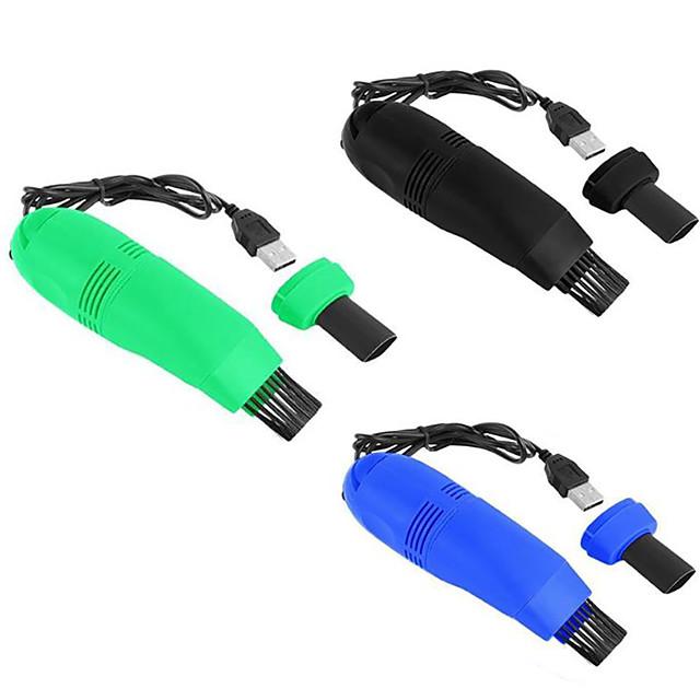 1 stk Plastik Rengøringssæt Aftagelig Sort