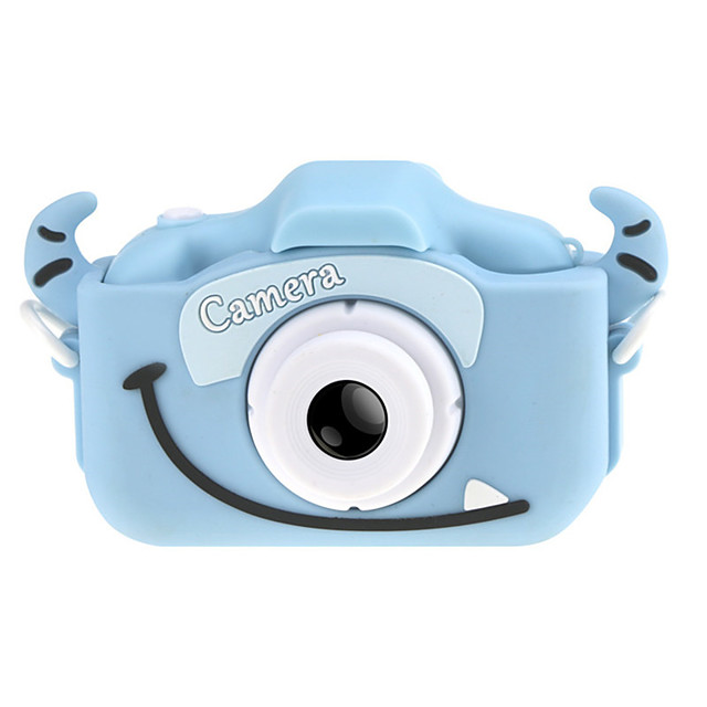 Kids Mini Camera Children's Digital Camera 2000W Pixels IPS Screen HD 1080P Children Digital Photo Camera Toys Educational Toys